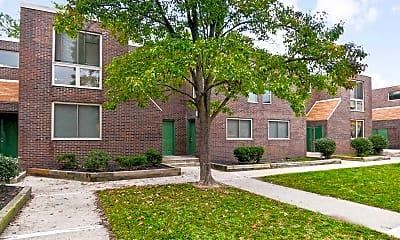 Building, Oakview Apartments, 0
