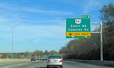 Community Signage, 3653 Shaw Ave, 2