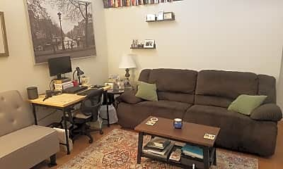 Living Room, 1133 N 4th St, 1