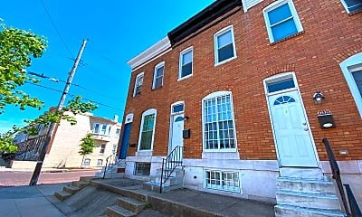 Building, 603 S Macon St., 0