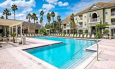 Pool, Apartments at Medical District, 0