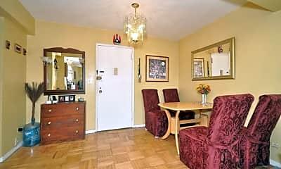 Bedroom, 601 Kappock St 1M, 1