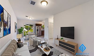 Living Room, 298 NW 97th St, 0