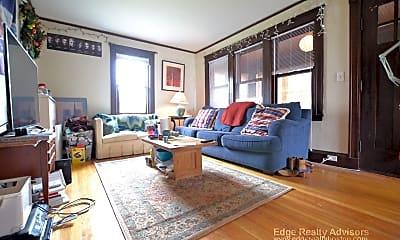 Living Room, 53 Hunnewell Ave, 0