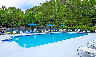 Pool, Hawthorne at Wisteria, 1