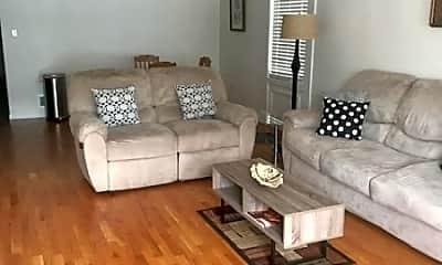 Living Room, 75 Thorne St, 1