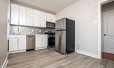 Kitchen, 7222 Broadway, 1