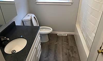 Bathroom, Parsons Manor, 1