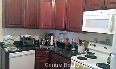 Kitchen, 14 Leverett St, 0
