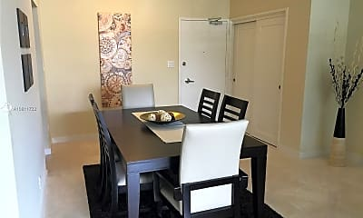 Dining Room, 5161 Collins Ave 207, 1