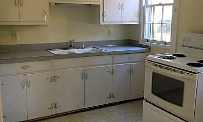 Kitchen, 101 Collingwood, 1