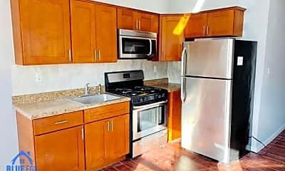 Kitchen, 418 Beach 47th St, 1