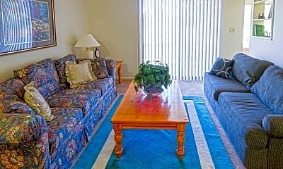 Living Room, Peppermill Farms, 1