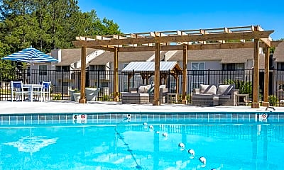 Pool, Southern Oaks Apartments, 0
