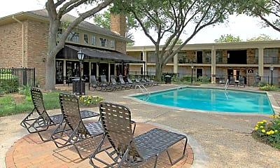 Pool, The Oxford on Greenridge, 2