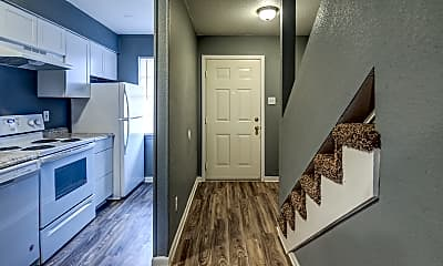 Foyer, Entryway, Terra Vista Apartments, 1