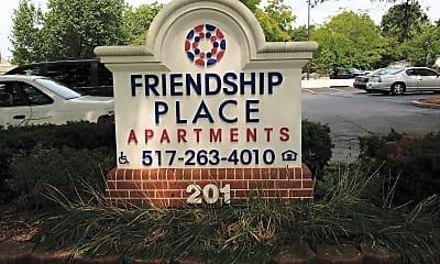Friendship Place, 1