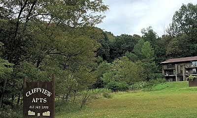 Cliffview Gardens, 1