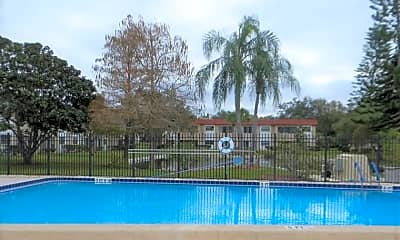 Pool, 1753 Belleair Forest Dr Apt D6, 2