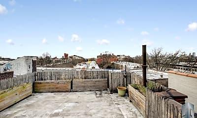Patio / Deck, 185 Prospect Park West, 2