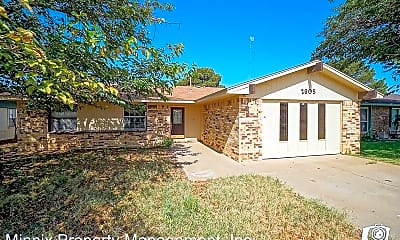 Building, 2905 Ventura Ave, 1