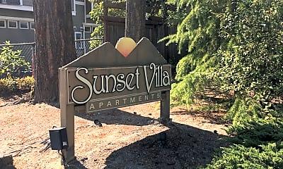Sunset Villa, 1