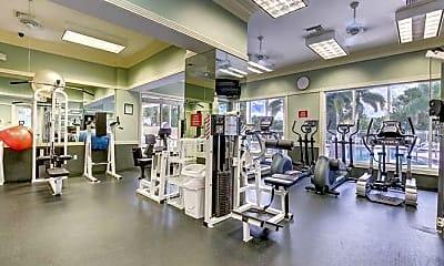 Fitness Weight Room, 3728 SE Big Bend Terrace, 2