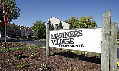 Community Signage, Mariners Village, 0