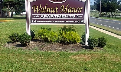 Walnut Manor, 1