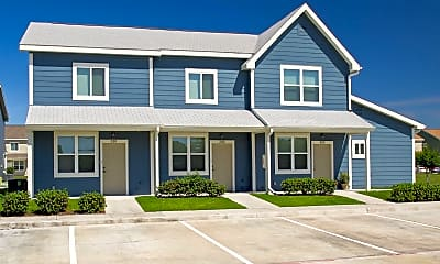 Building, Country Lane Townhomes, 1