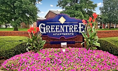 Community Signage, Greentree, 2