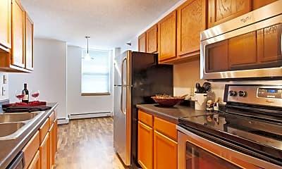 Kitchen, Kenwood Gables, 0