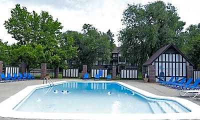 Pool, Village Park at Barclay Square, 0