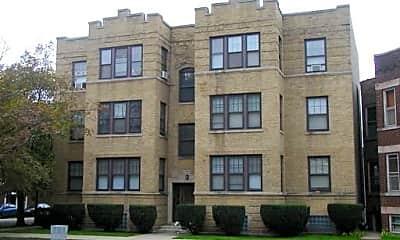 Building, 2301-03 W. Addison 3546-3548 N. Oakley, 2