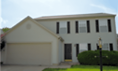 Building, 9709 Wickland Court, 1