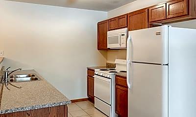 Kitchen, Rockridge Apartments, 0