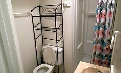 Bathroom, 1419 Grove Ave, 1