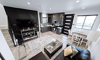 Living Room, 11684 Erwin St, 1