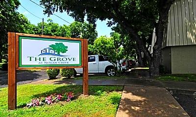 Community Signage, The Grove at Nolan Creek, 2