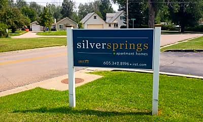 Silver Springs Apartment Homes, 1