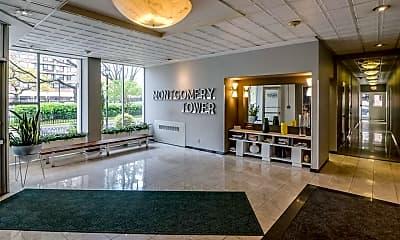 Living Room, 135 Montgomery St 14I, 1