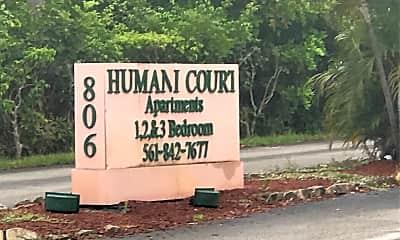 Humani Court, 1