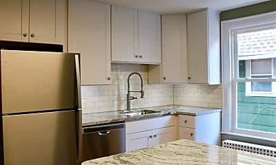 Kitchen, Ashland & Richmond Ave. Apartments, 0