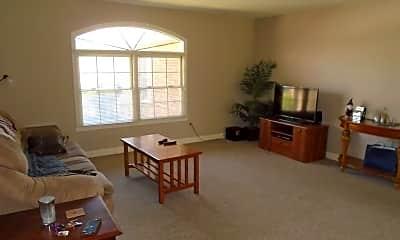 Living Room, 5217 W Keller Rd, 1