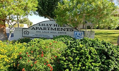 Lilyhill Apartments, 1