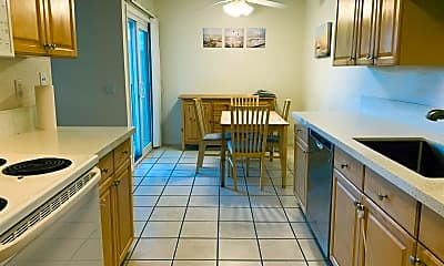 Kitchen, 1420 Hilltop Dr 308, 1