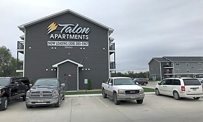 Talon Apartments, 1