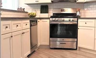 Kitchen, Room for Rent - Luxury Renovated Home in Norcross, 1