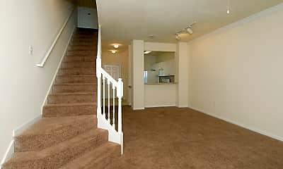 Living Room, Magnolia Place, 0