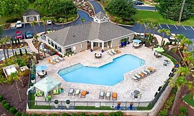Pool, River Bluff of Lexington, 1